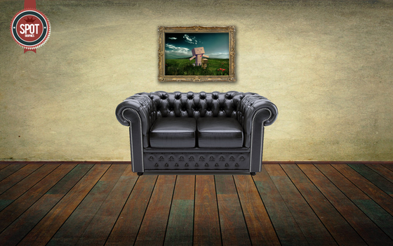 Sofa by spotgraphics