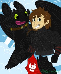 HTTYD 3: The Last Chapter by AlkryEarth17
