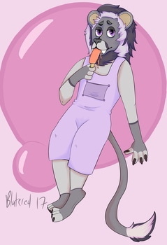 otter pop by Blutered