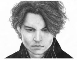 Johnny Depp -2- by BiQuattro