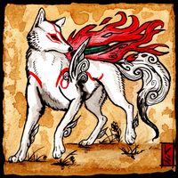 Amaterasu by TwilitTiger