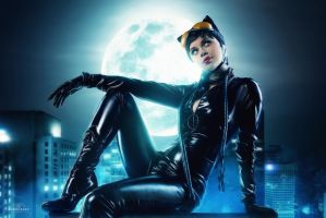 Catwoman by demon00700