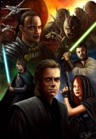 The New Jedi Order by PieroMng