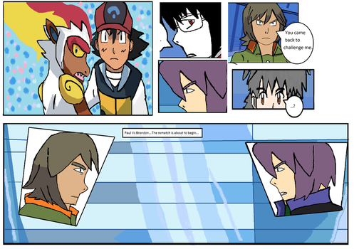 Post sinnoh Chapter 2 next three pages preview by Fran48