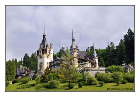 Peles Castle BV03 by liviugherman