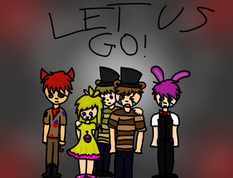 Throwbackish to when FNAF was cool by asminer311