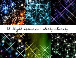 Star Light Textures - Set 3 by DirtyCharity
