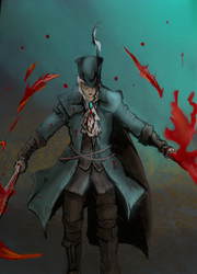 Lady Maria colored by Yian-garuga-anonyme