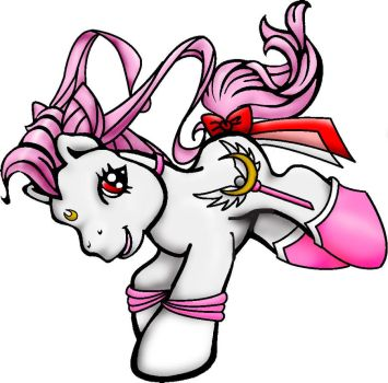 Pony Prism Power Make-UP by HiSuiKazeDo