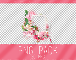 PNG pack by black-white-life (50) by ByEny