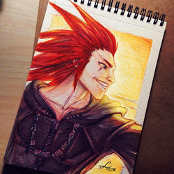 Axel by Stamios