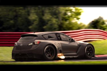 MAZDA 3 PROTO GT_R by ROOF01