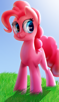 Pinkie by Zoiby
