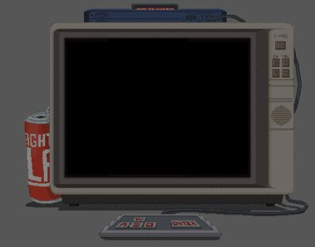 Pixel TV by Mttt
