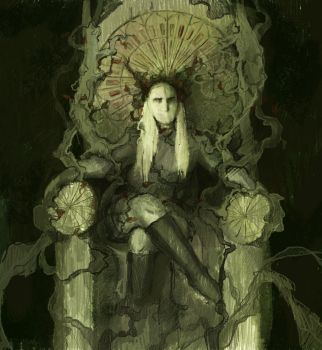 The Lord of the Rings: Thranduil by Mariika077