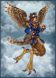 Harpy Air Mail