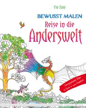 coloring book: Rise into the Otherworld by wildelbenreiter