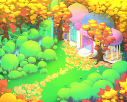 Candy forest by SuperCaterina