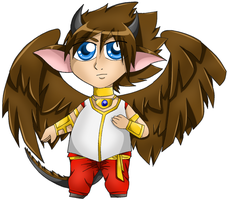 Touch of Gold Character 01 by 4got10memory