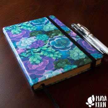 succulent journal by mayakern