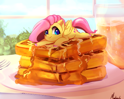 Butter on Top by Miokomata