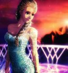 The cold never bothered me anyway by Esther-Shen