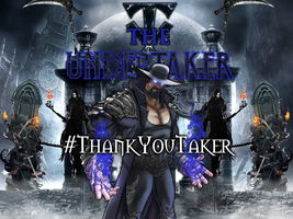 WWE The Undertaker Tribute 2017 by RunzaMan