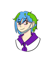 earth-chan by SaltyVodka