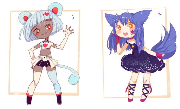 (Auction) Adopts Batch #17 - Closed by Yumigomy