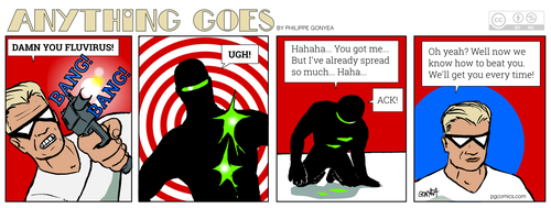 Anything Goes 028 - The Flu by Quebecman