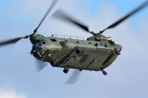 Boeing Chinook HC4 by Daniel-Wales-Images