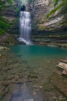 Chedoke Falls by JohnMeyer