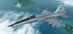 F-5A - Philippine Air Force by Jetfreak-7