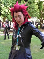 Cosplayer with Amazing Hair by lost-capella