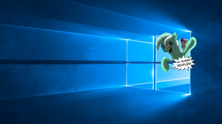 Windows 10 Lyra Wallapaper by Alexskleinewelt