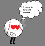 Baseball is so Lovestruck by Lydiathecrystalgem