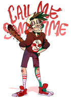 call me some time by TUVVIN
