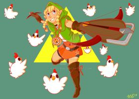 Linkle by kaity-bug