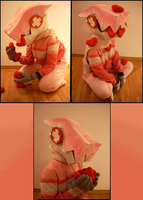Love Puppy Costume by FightingPolygon