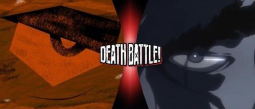 Death Battle: Samurai Jack VS Afro Samurai by MrNate2015