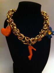 Sailor Venus Bracelet by KittieKitsuneko
