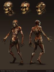 The Dark Eye: Demonicon - Zombies by Aeyolscaer