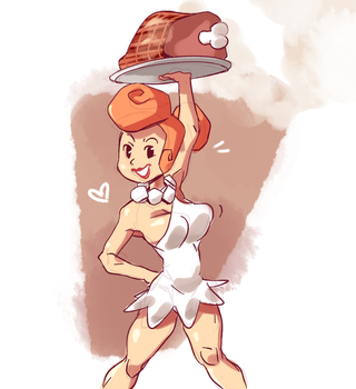 Wilma by Squid-Apple