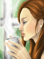 have a coffee by valklysh