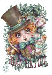 Mad Hatter by HisakiChan