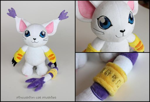 Gatomon by tifiz