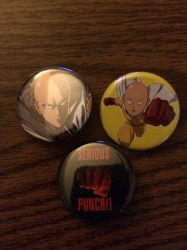 One Punch Man!!! by powerkidzforever