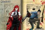 Black Butler: Book Of The Dead Intermission Card 1 by ArcaneEnforcer