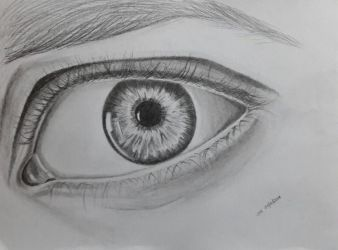 Eye by Arnelyn