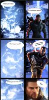 Shepard Decides The Fate Of The Galaxy! by RyanHawkz